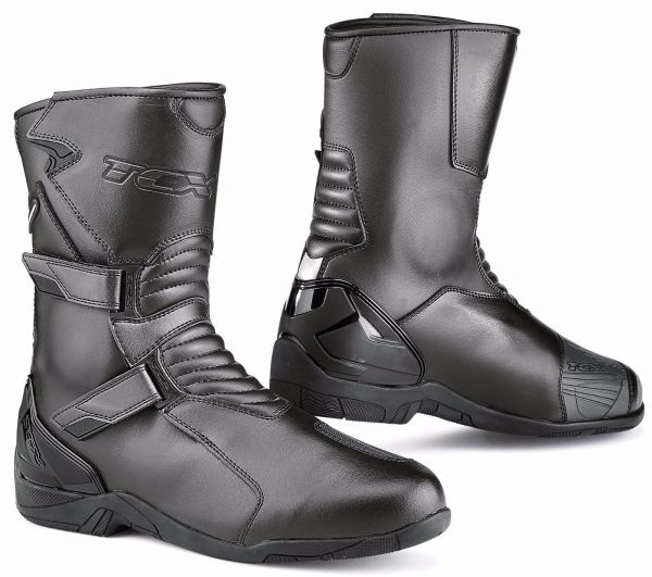STIVALI BOOTS MOTO IMPERMEABILI TCX mod. SPOKE WATERPROOF