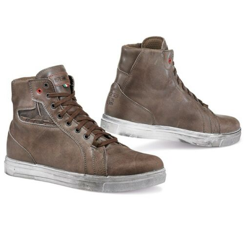 SCARPA STREET ACE WP TCX  WATERPROOF colore COFFEE BROWN