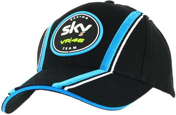 CAPPELLINO BERRETTO  VR46 ROSSI SKY RACING TEAM VR46 REPLICA tg. unica