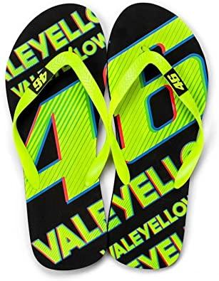 CIABATTE INFRADITO YELLOW VR46   VALENTINO ROSSI  41/42