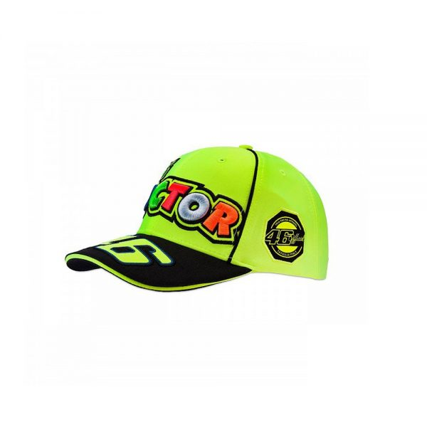 CAPPELLINO BERRETTO VR46 ROSSI VR 46 THE DOCTOR TG. UNICA