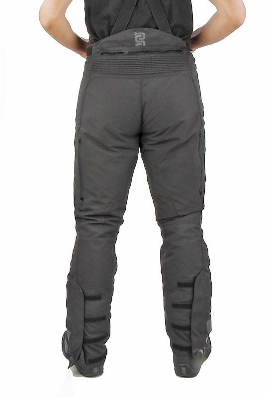 Pantalone Moto In Tessuto Impermeabile OJ Revolution Nero TG. XXL
