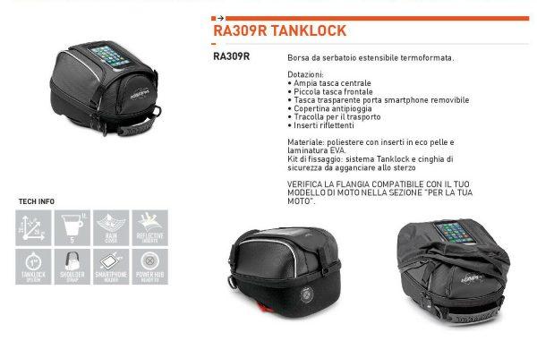 Borsello Da Serbatoio Tanklock Kappa Ra309r 5Lt