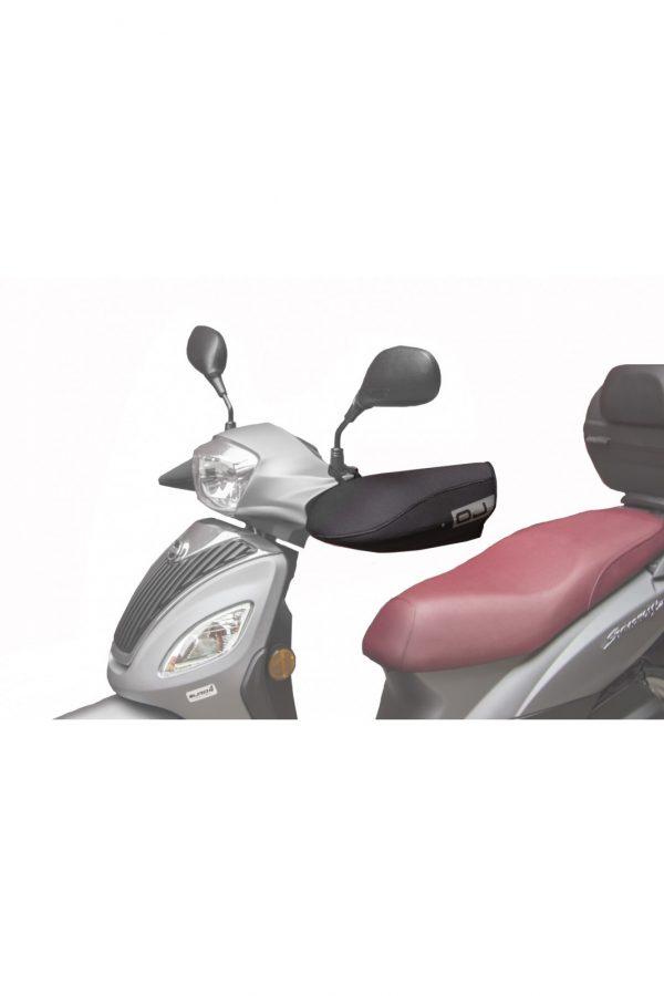 Mini coprimanopole universale in tessuto tecnico per moto e scooter OJ